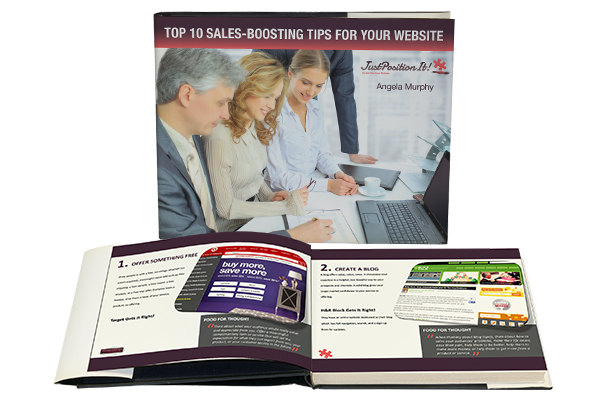 Justpositionit-Top 10 sales-boosting tips for your website