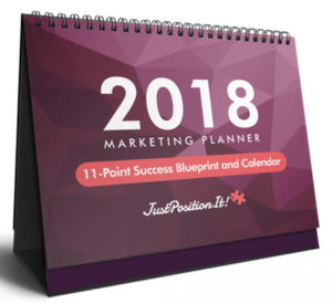 2018 Success Blueprint & Marketing Planner Ang's Marketing Boutique