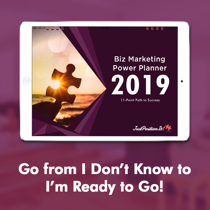 Biz Marketing Power Planner 2019