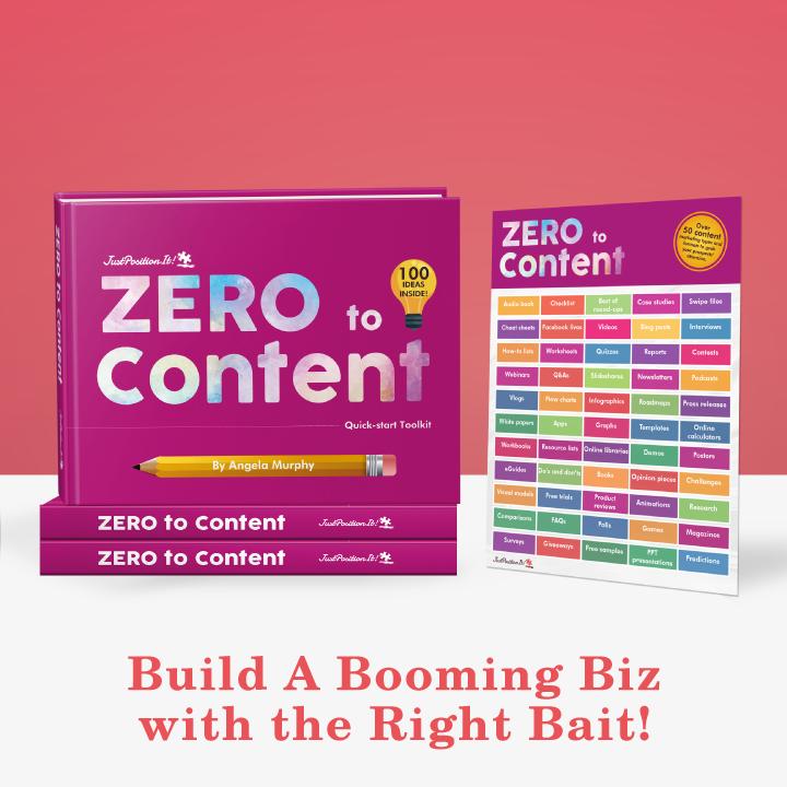 Zero to Content