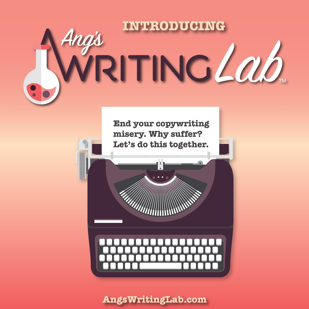 Ang's Writing Lab